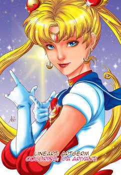 Coloring Sailormoon