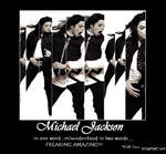 Amazing Michael Jackson by SushiNeko000