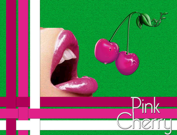 Pink Cherry by anyvalla