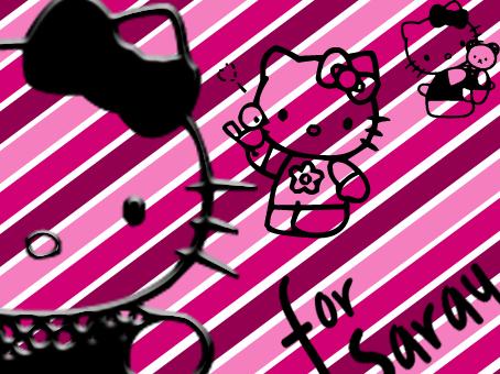 Hello kity kity kity by anyvalla