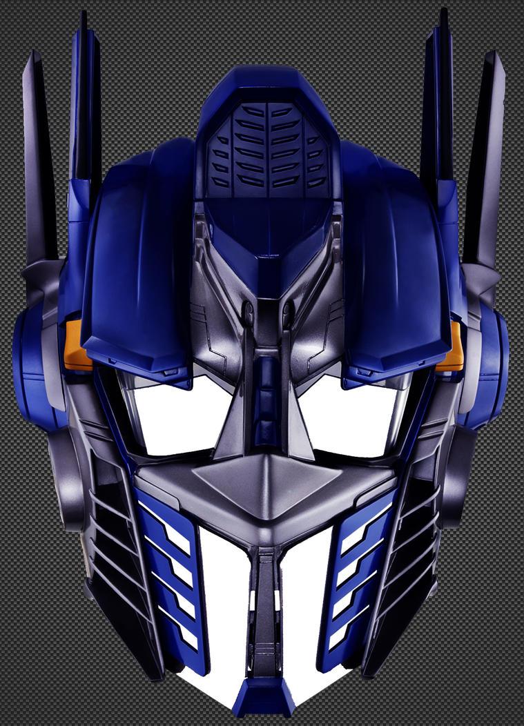 Optimus prime face.fah...