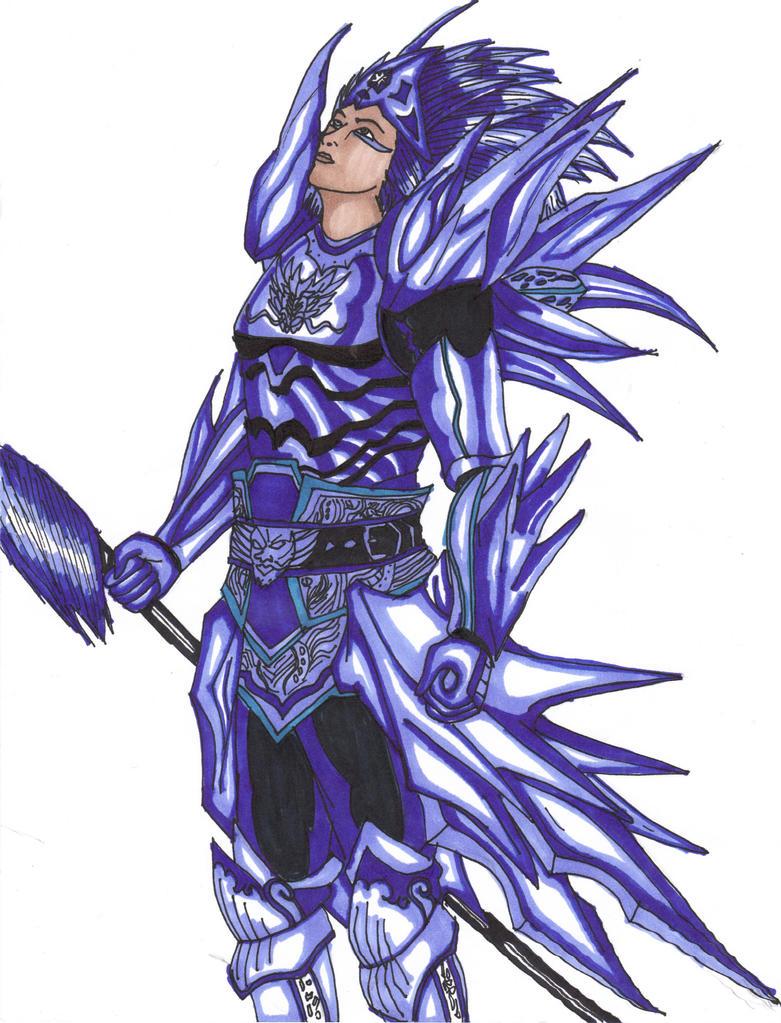 dynasty warrior by Raulshimaru