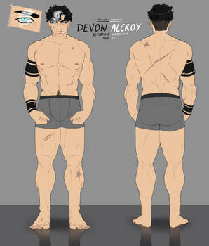 AFH: Devon's Body Reference (2019)