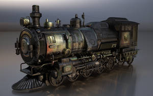 The Locomotive Asterplanetes by kceg