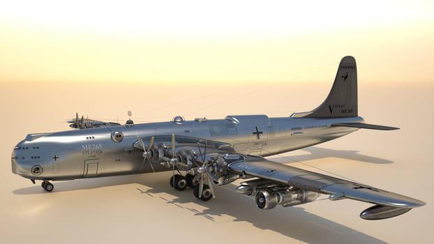 ME 265 Amerika Bomber 1946