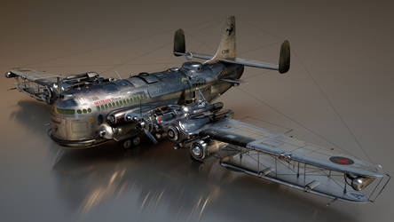 An Awkward Aeroplane