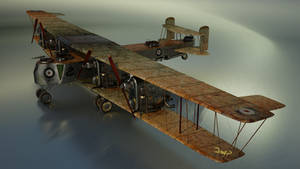 WW1 Bomber