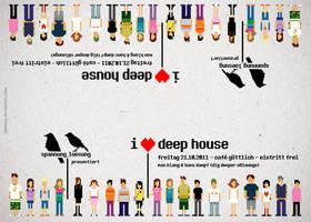 i heart deep house V
