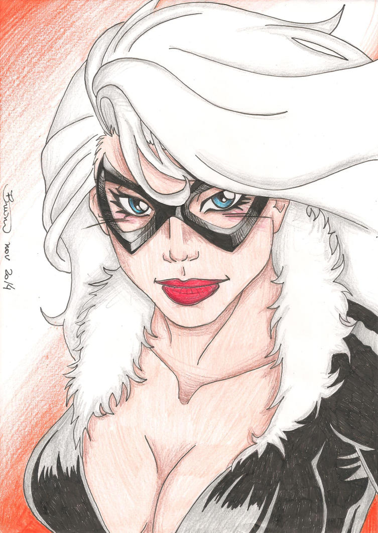 Black Cat by BrunoPellico