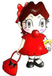 Baby Pauline, for Mariolove by wiggler94