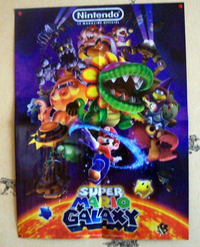 My Super Mario Galaxy Poster By Wiggler94 On DeviantART