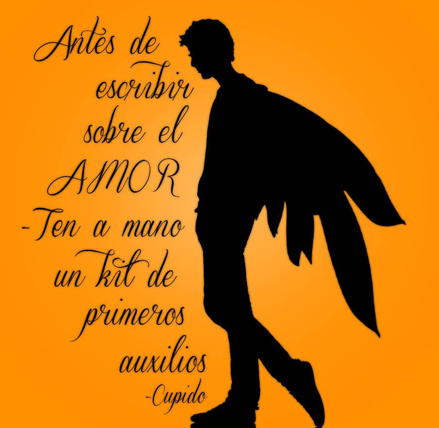 Frase Los Dioses Tambien Aman Cupidocelopan By Candelove28