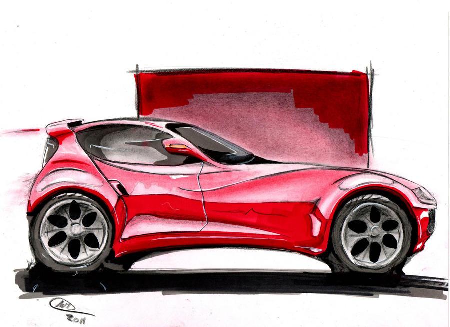 Kit car 7 rebody by slomax on DeviantArt