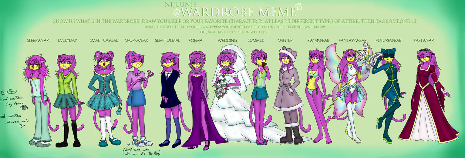 Guardrobe Meme by NekoYasha-Raimu