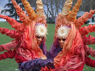 Annecy 2011's Venetian Carnival