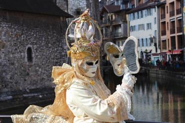 Annecy 2012's Venetian Carnival