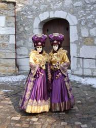 Annecy 2013's Venetian Carnival