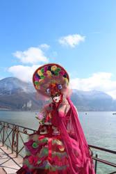 Annecy 2015's Venetian Carnival
