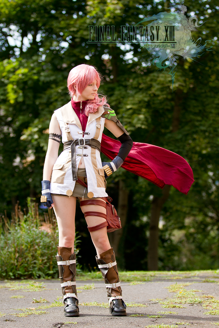 Final Fantasy XIII - Lightning by theDevil-photography