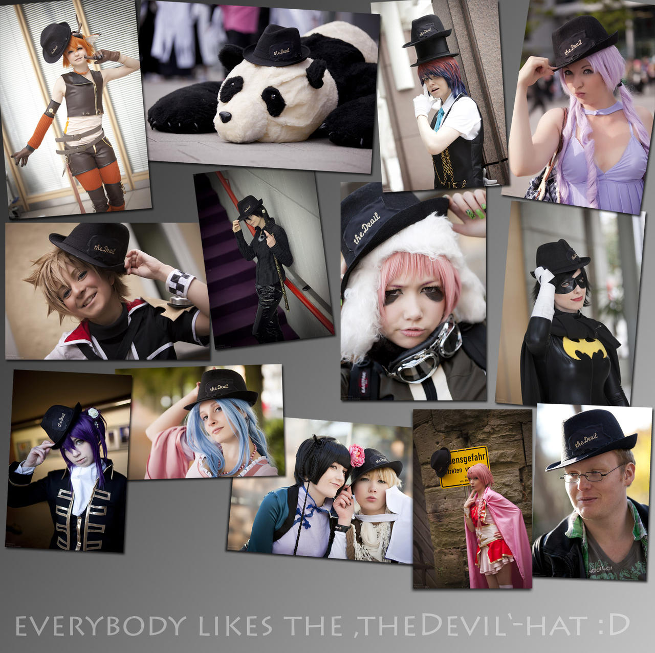 theDevil-Hat by theDevil-photography