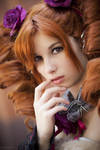 Amy Sorel - Soul Calibur 4 by theDevil-photography