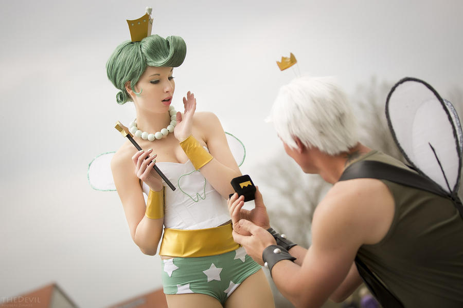 Fairly Odd Parents - Tooth Fairy and Jorgen by theDevil-photography