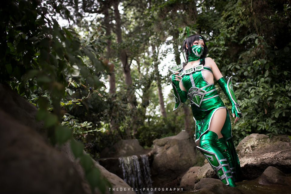 League Of Legends - Akali by theDevil-photography