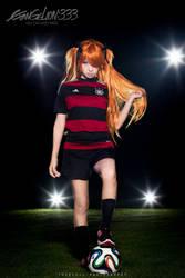 Evangelion - Asuka WC2014