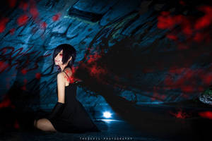 Tokyo Ghoul by theDevil-photography