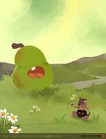 pear-junior of salamanca by Schl4fy