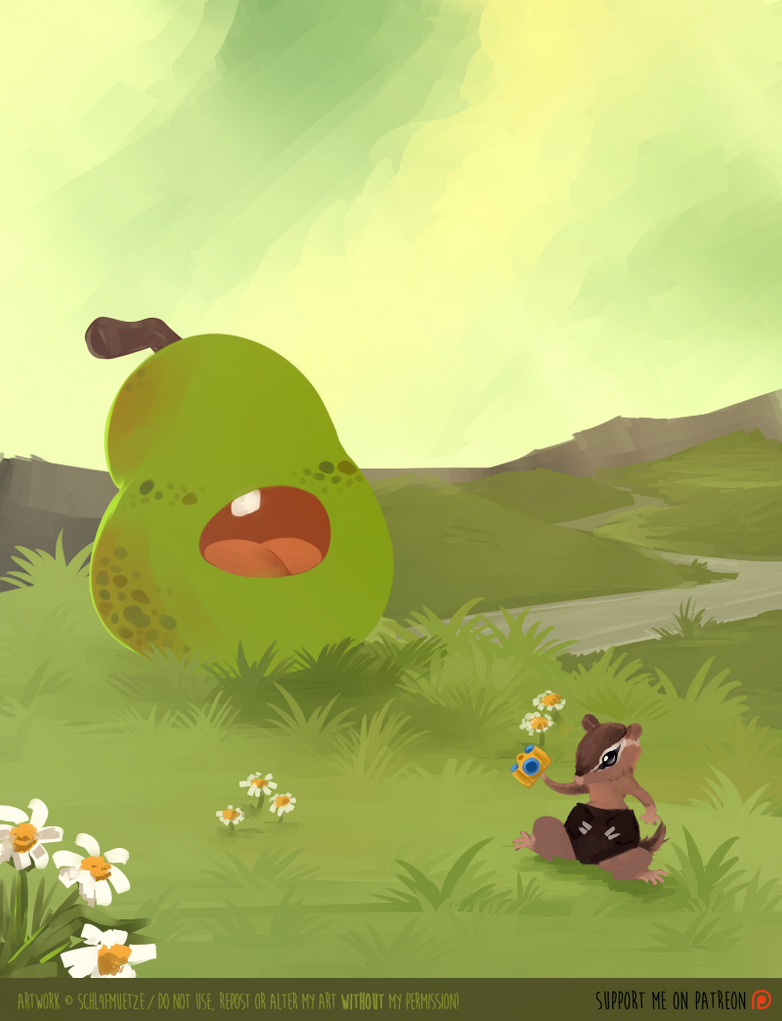 pear-junior of salamanca by schl4fmuetze