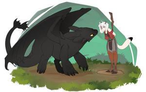 _meeting a fury