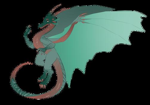 Adoptable Oracle Dragon Luvana (OPEN)