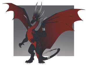 Inflamed Cynder