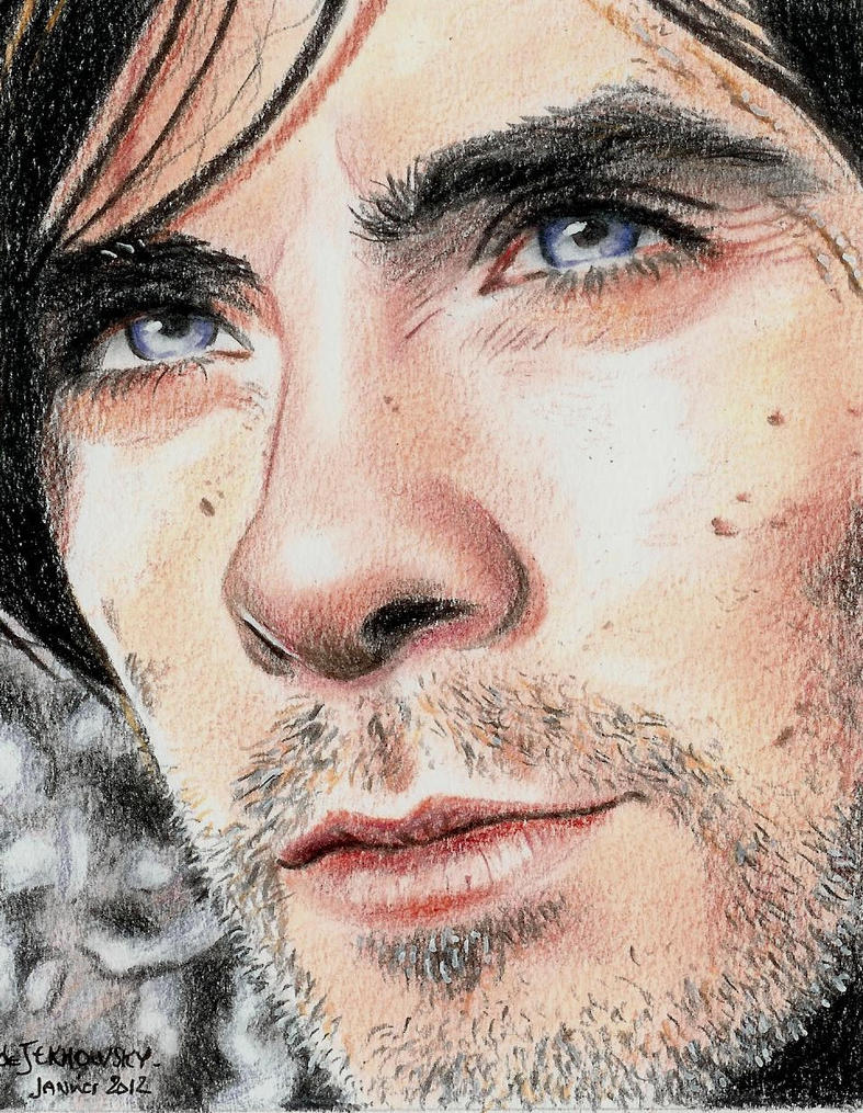 Jared Leto by ~Someone-Else79