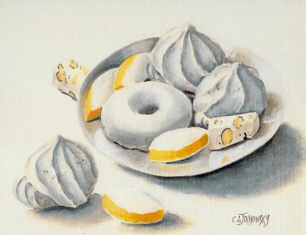 Dessert Blanc by Someone-Else79