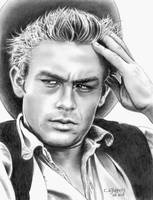 James DEAN by Someone-Else79