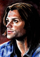 Sam Winchester by Someone-Else79