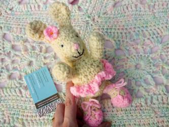 Amigurumi Ballerina Bunny by steenta
