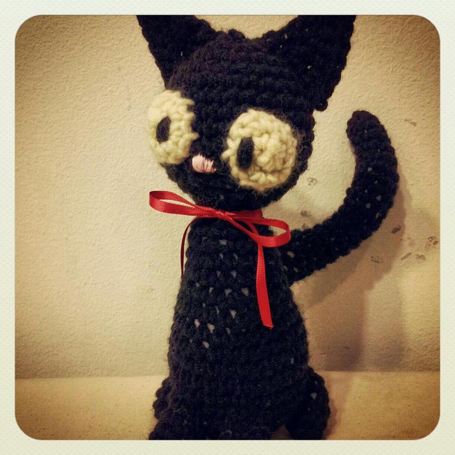 Amigurumi Pattern Free Rabbit : Jiji the Cat by steenta on DeviantArt