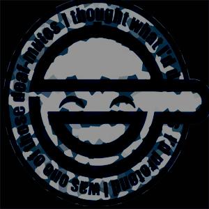 Laughing Man by argoti