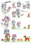 Mirage Noir Pokemon Go by YawyawArt