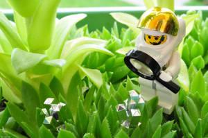 LEGO cosmonaut by cihutka123