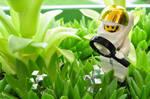 LEGO cosmonaut