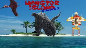 Monster Island Buddies godzilla singular point Ver