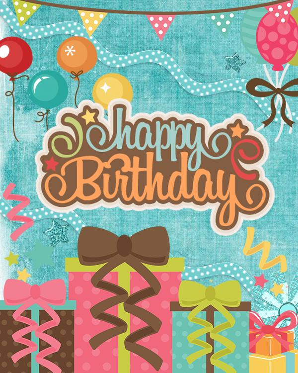 Digital Birthday Card By Yume-Chan4 On DeviantArt