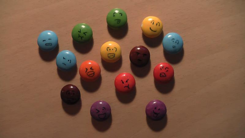 Smarties Smileys by Tarka-r