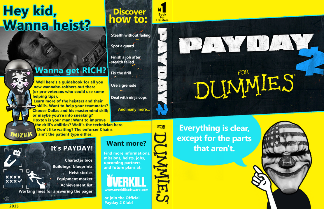 Payday2 for dummies by Tarka-r