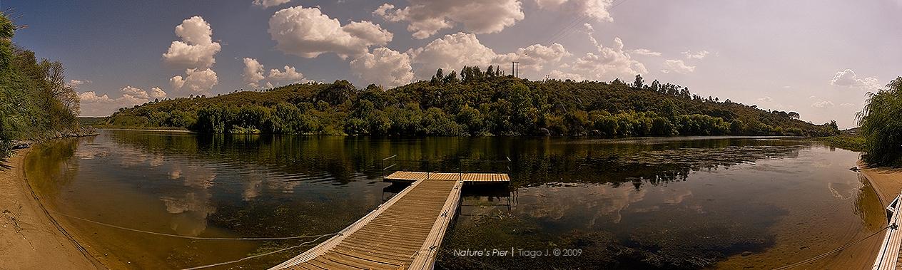 Nature's Pier by devilshark