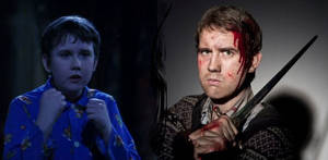 Neville Longbottom, Then and N